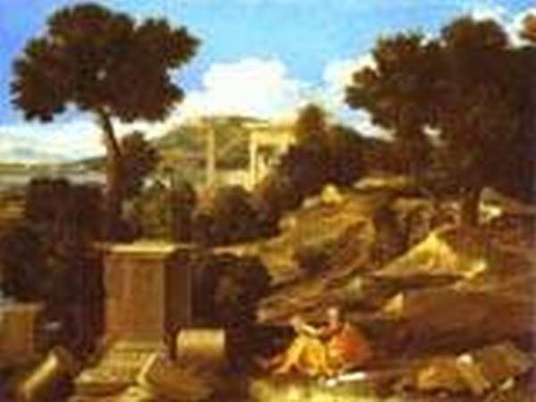 Landscape with st james in patmos 1640 xx chicago il usa